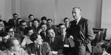 Hayek at the London School of Economics