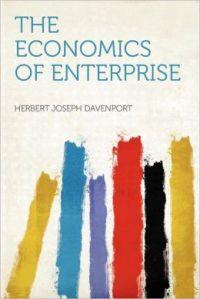 Economics of Enterprise